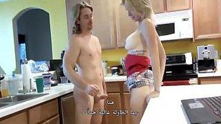 سكس محارم مترجمة نيك زوجة اخى اثناء مشاهدة المبارة سكس عربي فيديو
